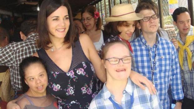 Video: Mónica Spear, ángel de los desafortunados