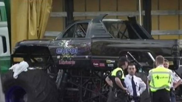 Video: Tragedia por monster truck en Holanda