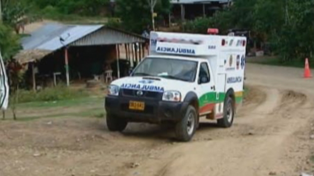 Video: Colombia: Rara enfermedad afecta niñas