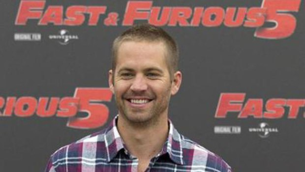 Video: Paul Walker: captan imágenes del auto