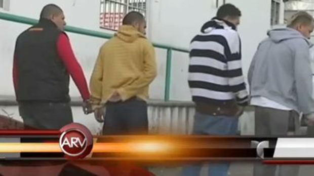 Video: México: arrestan payasos por secuestro