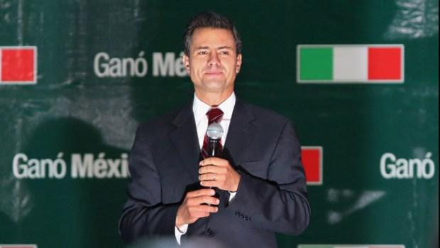 Video: Peña Nieto da nueva cara al PRI