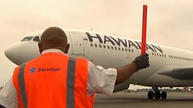 Video: La triste historia del polizón del avión