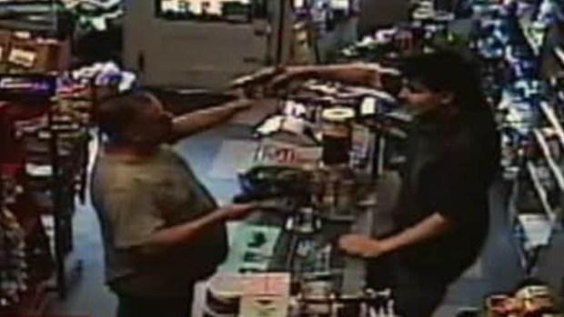 Video: Ladrón se lleva tremenda sorpresa