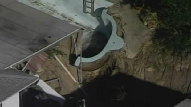 Video: Otro enorme socavón en la Florida