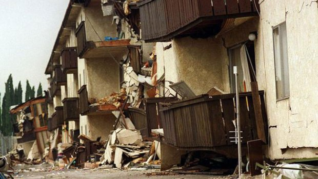 Video: A 20 años del temblor de Northridge