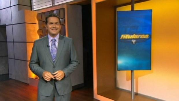 """Video: Este fin de semana en """"Titulares Telemundo"""""""