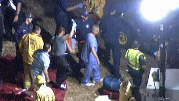 Video: Simi Valley, escenario de fiesta y horror