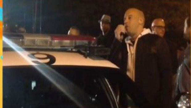 Video: Vin Diesel llora en su adiós a Paul Walker