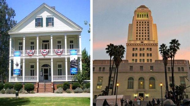 Joyas de arquitectura en Los Ángeles