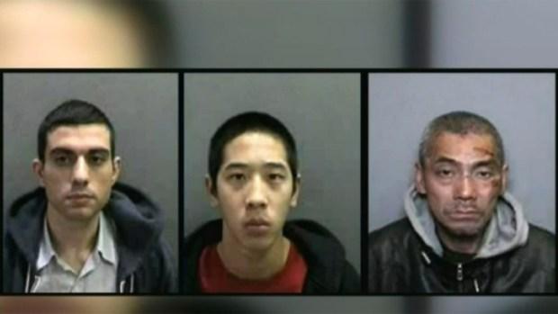 Fotos: Así fue la fuga de película de 3 peligrosos presos