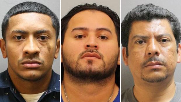 Los Tumbadores, delincuentes dedicados a robar a indocumentados