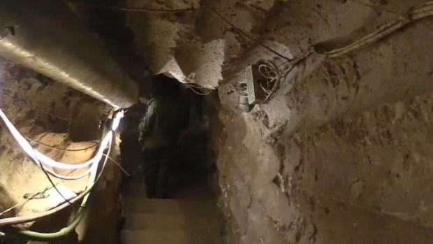 Desmantelan los túneles de Hezbolá