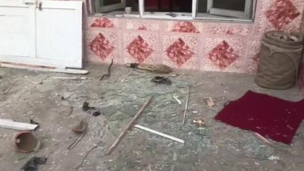 [TLMD - LV] Los talibanes reivindican el atentado con coche bomba