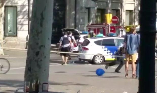 Revuelo en Cambrils: la policía de Barcelona neutralizó un nuevo ataque
