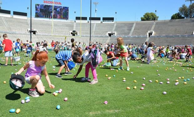 Celebre el festival de primavera con más de 80,000 huevos de Pascua