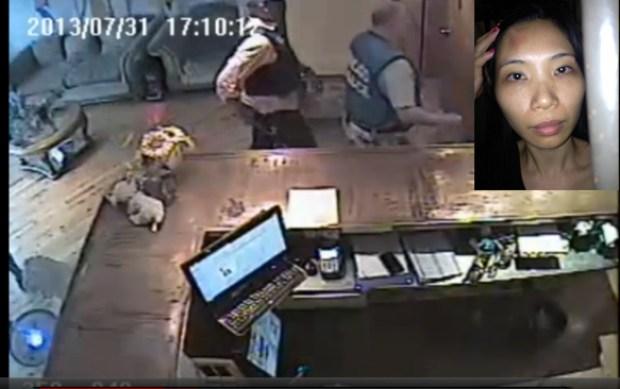 Video: Demanda: Video revela abuso policiaco