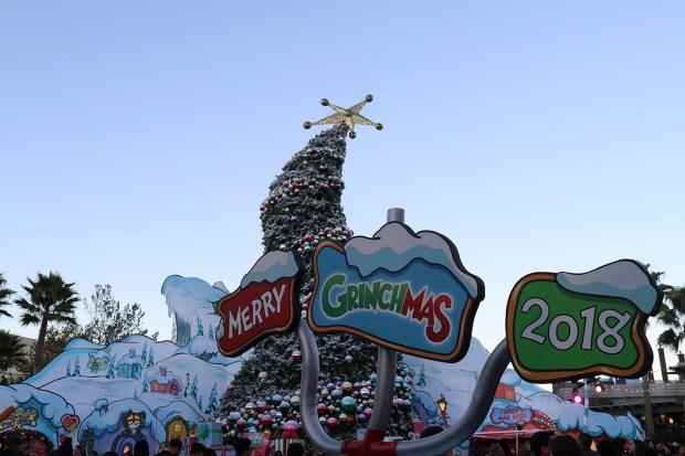Grinchmas regresa a Universal Studios Hollywood