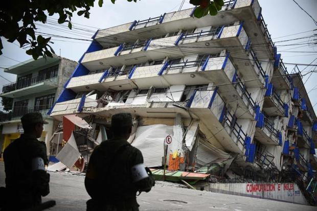 Por qué el terremoto en México fue más peligroso que otros
