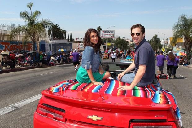 Fiestas Patrias: El desfile del Este de Los Ángeles