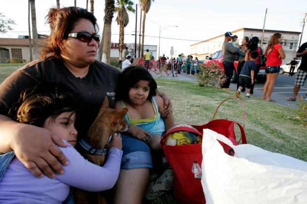 Fotos: lo que debes hacer en caso de terremoto