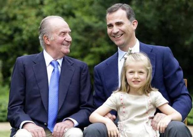 Así es Felipe de Borbón, rey de España