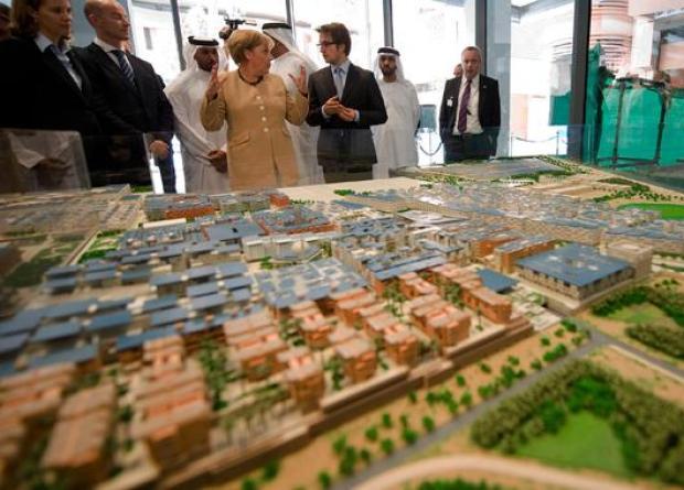 Galería: La 1a ciudad 100% ecológica del mundo