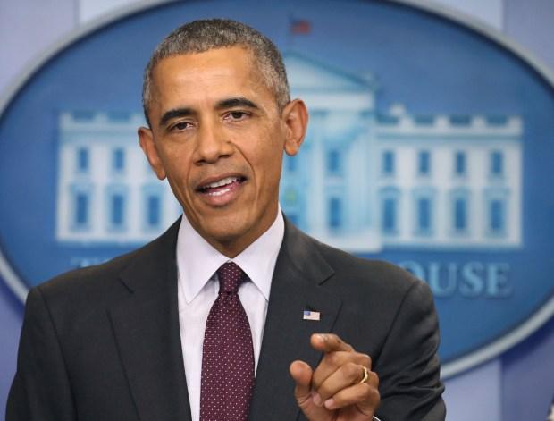Obama y las masacres: 'nos hemos vuelto insensibles'
