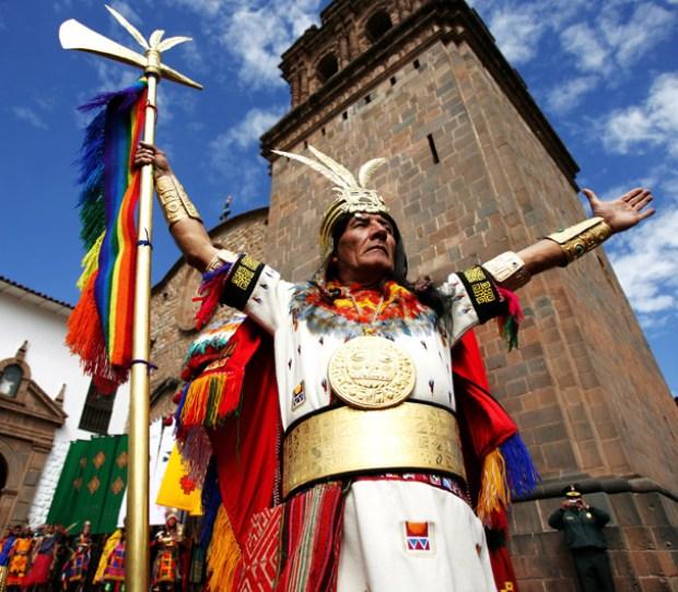 """Fotos: La """"Fiesta del sol"""" en Perú"""