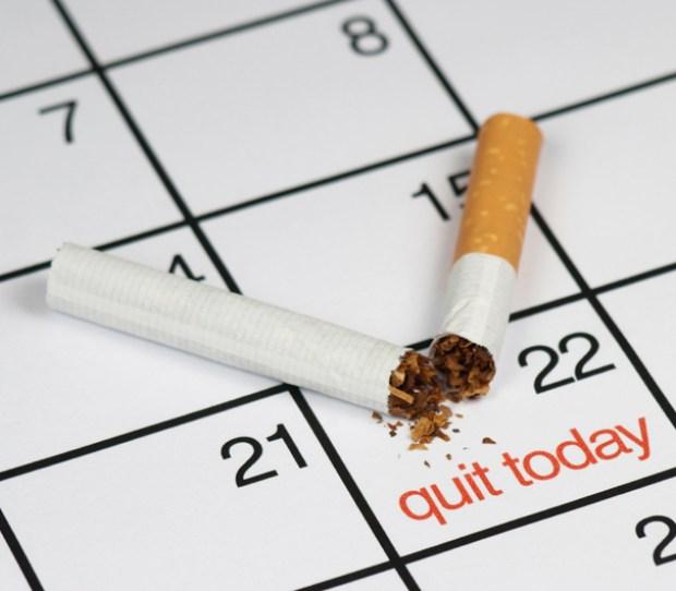 En 2013, ¡deja de fumar!