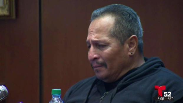 Abuelo de Gabriel Fernández rinde su testimonio