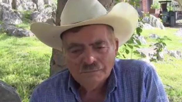 Papá de Ana Bárbara llora en su cumpleaños y pide morir