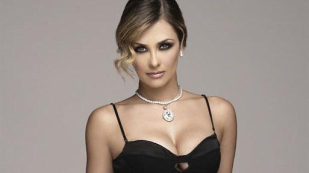 """Aracely Arámbula presentará """"MasterChef Latino"""""""