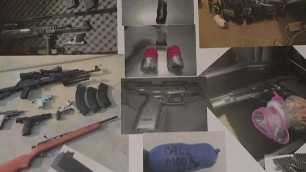 [TLMD - LA] Arrestan a 85 personas ligadas a la Mafia Mexicana