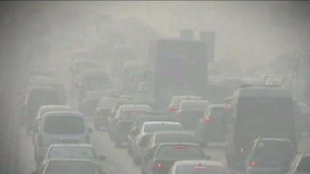 California es el estado más contaminado
