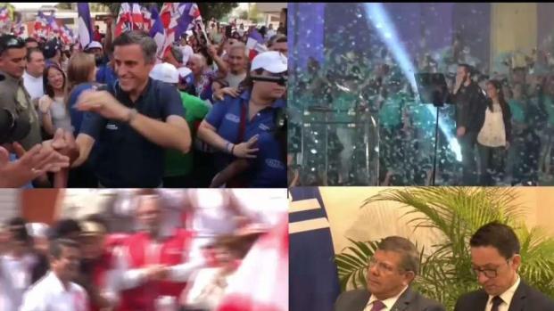 [TLMD - LA] Cierran campaña electoral en El Salvador