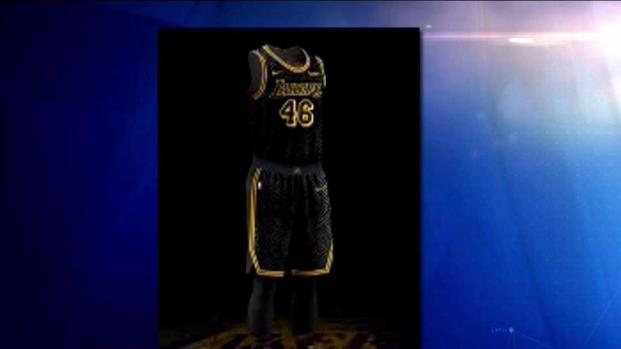 [TLMD - LA] Kobe Bryant diseña uniforme para los Lakers