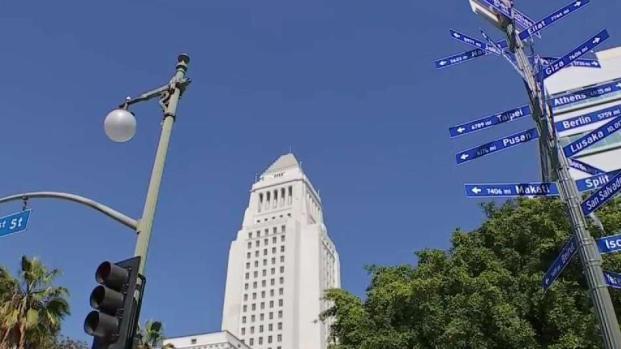 """Los Ángeles se declara """"ciudad santuario"""""""
