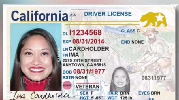 [TLMD - SD] Nuevas identificaciones de California