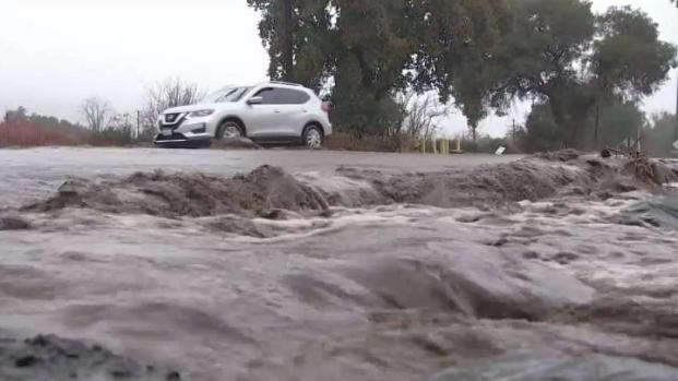 Orden de evacuación obligatoria en Lake Elsinore