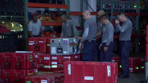 [TLMD - MIA] El sur de Florida prepara ayudas para Puerto Rico ante amenaza de posible huracán