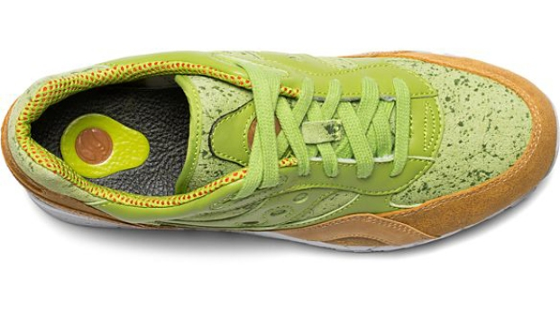 [TLMD - MIA] ¿Usarías estos zapatos inspirados en pan tostado y guacamole?