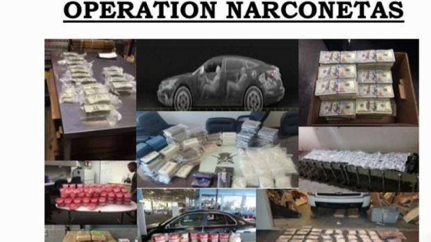 [TLMD - LA] Varios arrestos en operativo contra las drogas