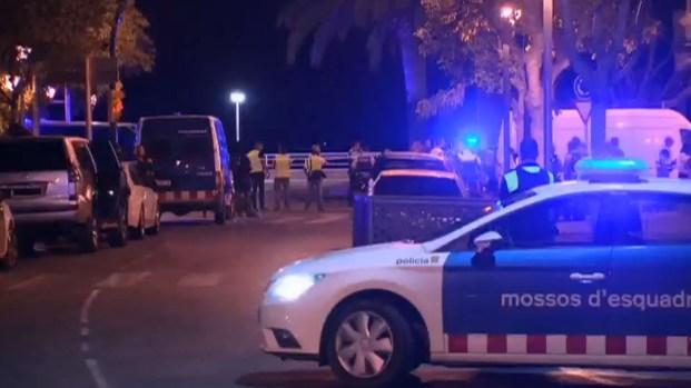 Barcelona: identifican a los cadáveres de presuntos autores de atentados