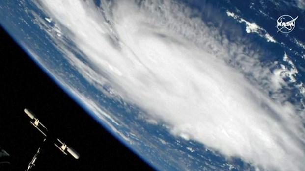[TLMD - LV] Video: el huracán Dorian, como nunca lo viste