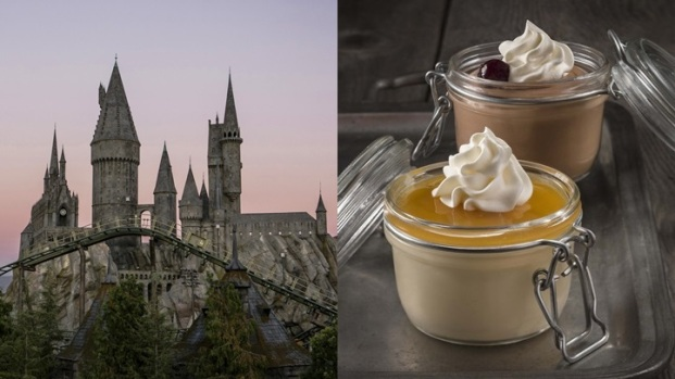 "Fotos: La comida fantástica de ""The Wizarding World of Harry Potter"""