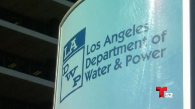 VIDEO: DWP advierte sobre estafa con medidores de luz