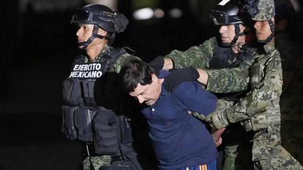 """Ascenso y caída de Joaquín """"El Chapo"""" Guzmán: el"""