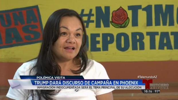 Video: Donald Trump visitará Phoenix para hablar de inmigración