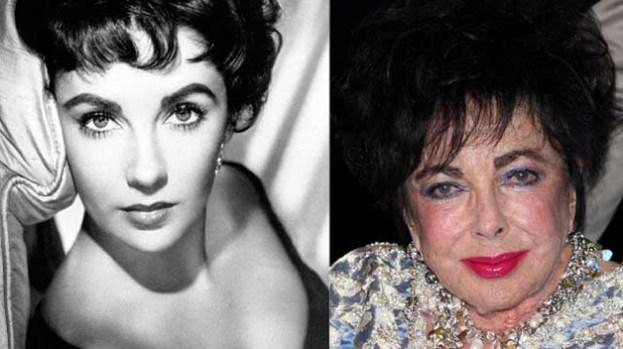 Fotos: El antes y después de las divas de Hollywood
